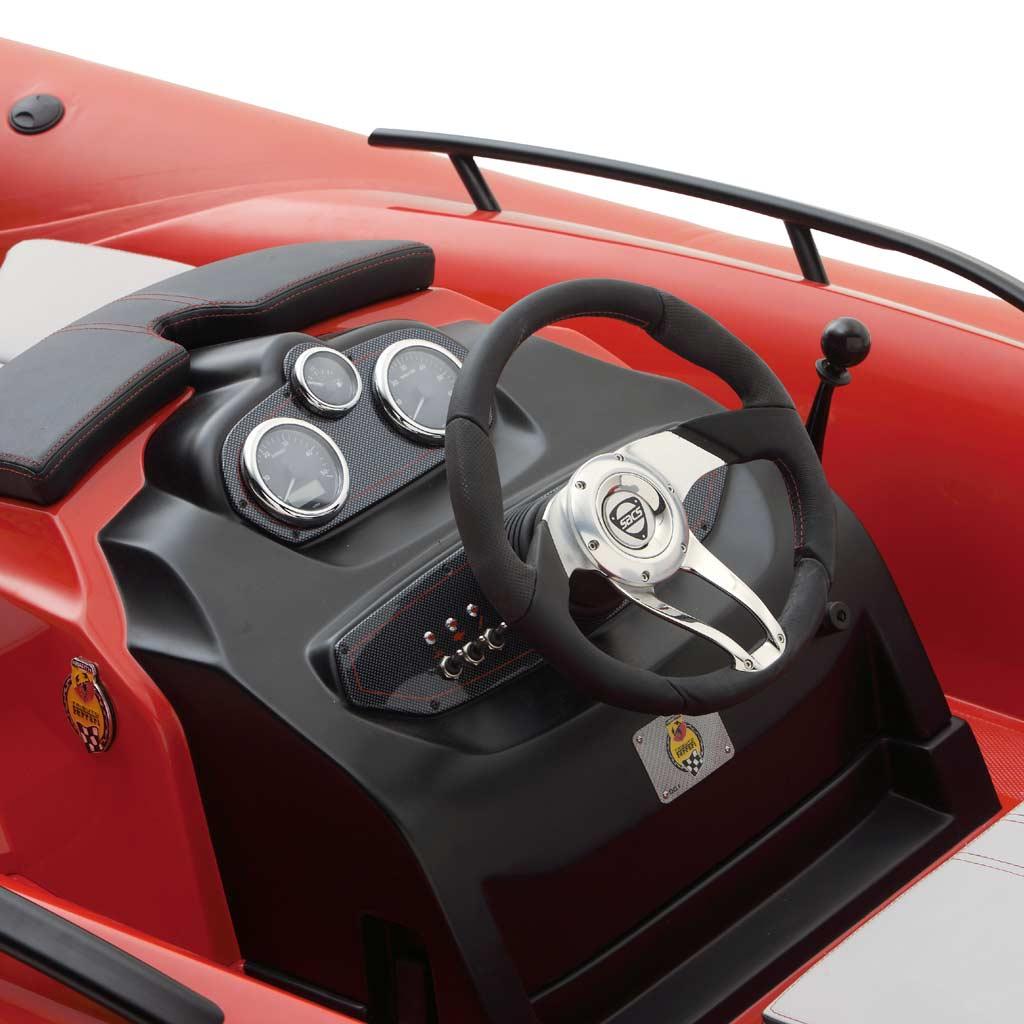 Sacs Abarth Ferrari