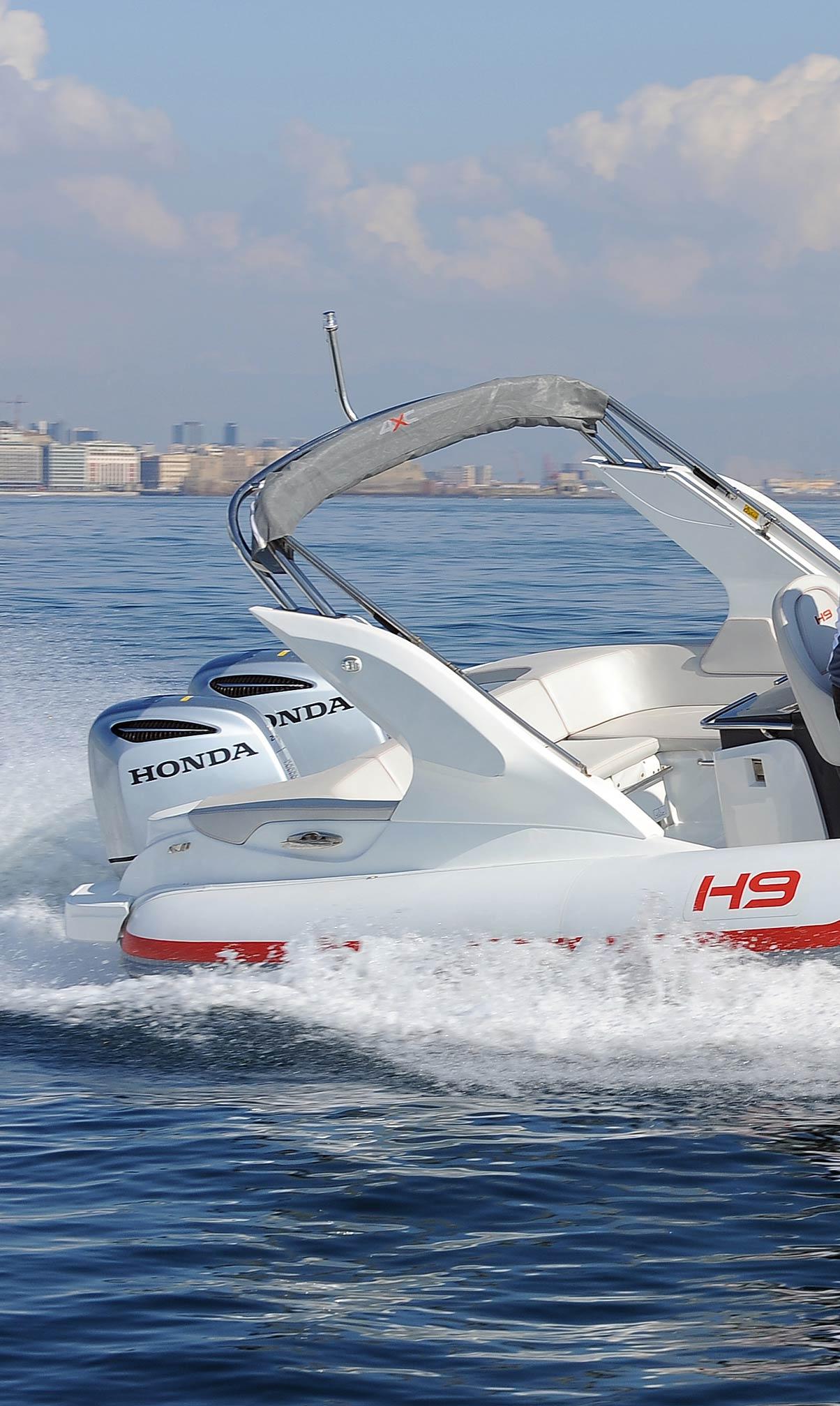 Honda H9