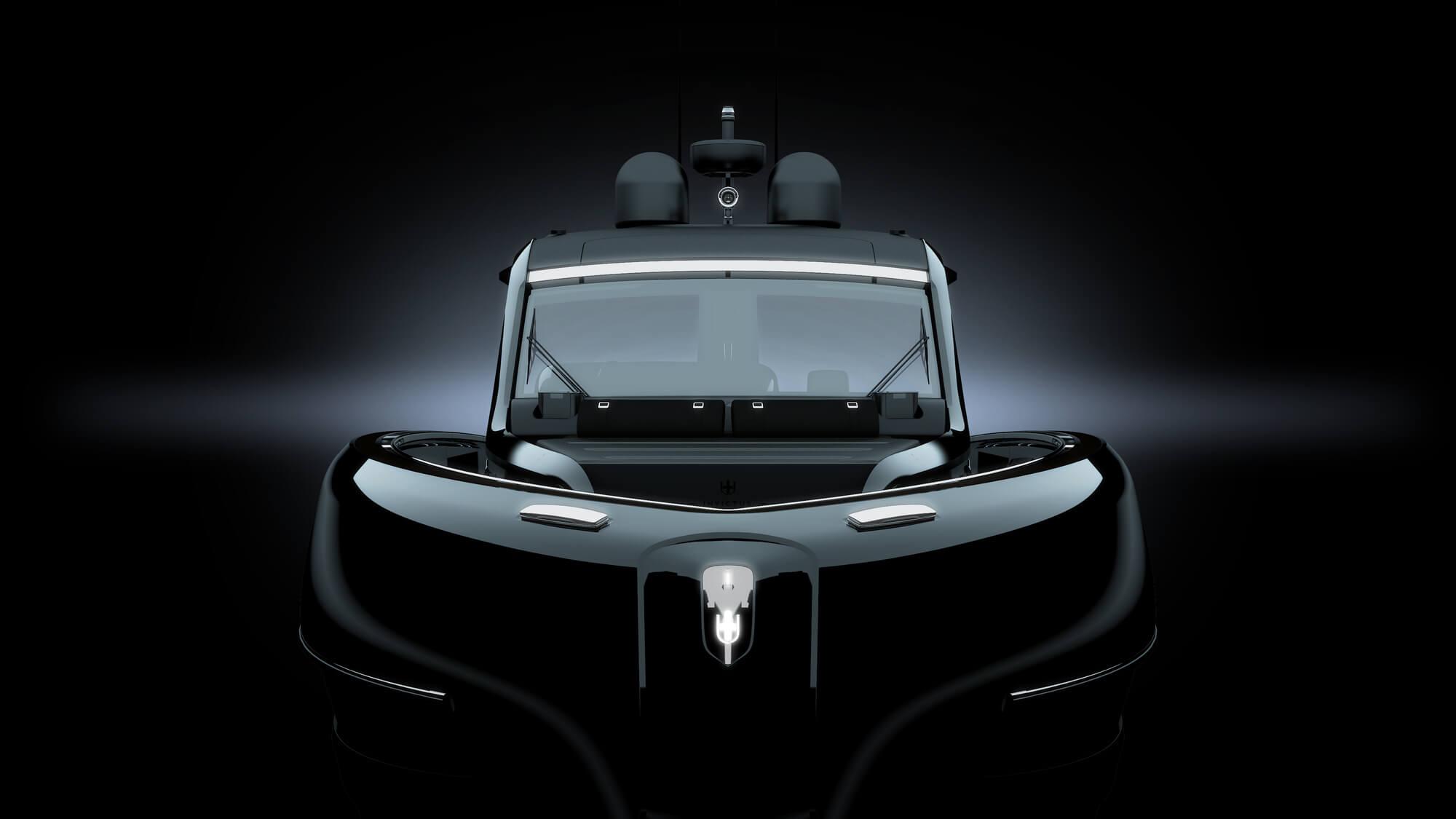 Invictus Yacht TT460 Innovation Design Award